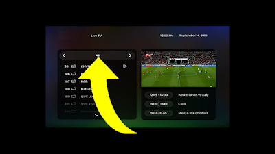 NEW EXCLUSIVE IPTV APK, WITH AMAZING CHANNELS