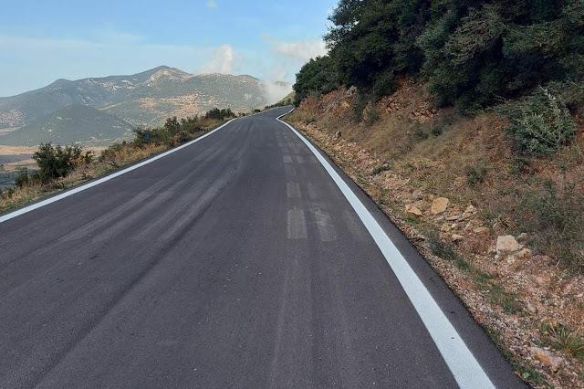 Ευχαριστήριο της προέδρου της τοπικής κοινότητας Φρουσιούνας προς την Περιφέρεια Πελοποννήσου