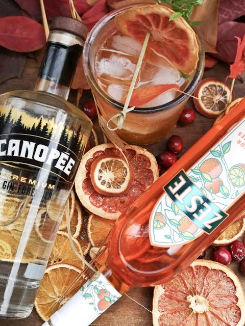 recette-cocktail-spritz,zeste,gin-canopee,distillerie-mariana,madame-gin