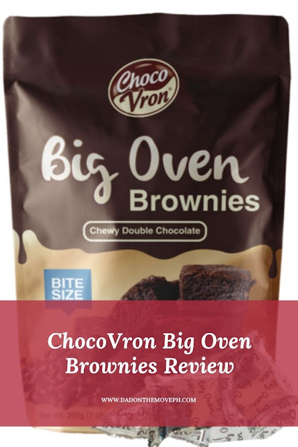 ChocoVron Big Oven Brownies review