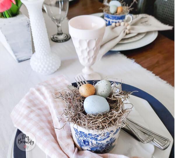 tea cup nests