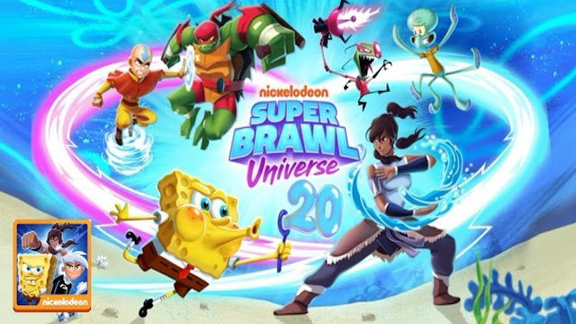 Game Android Terbaik game pertarungan tokoh kartun, fighting game lucu