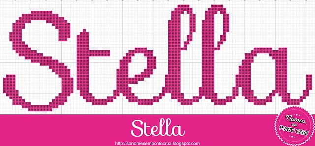 Nome Stella em Ponto Cruz
