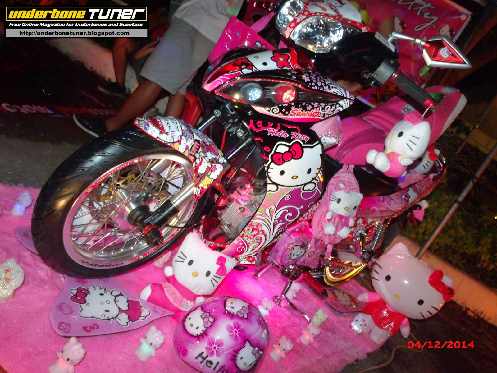 Underbone Tuner: Genwin Concept Summer Bike Madness 2014