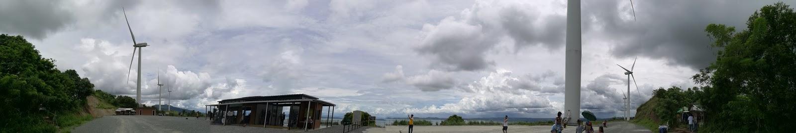 Huawei P9 Sample Camera Shot - Panorama (Complete Frames)