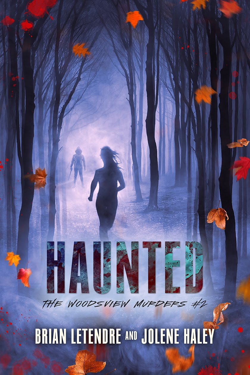 Haunted (The Woodsview Murders #2)