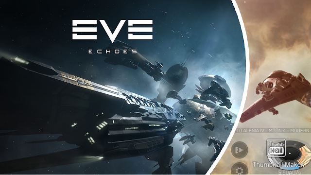 Basic Tutorial / Advanced Tutorial! Eve Echoes Gameplay