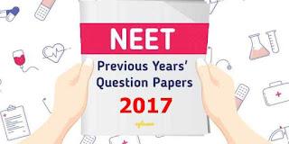 CBSE NEETCBSE NEET Previous Year Question Papers, cbseneet.nic.in, Download NEET Question Papers, NEET, NEET Exam, NEET Previous Year Solved Question Papers, NEET Solved Question Papers