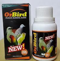 Vitamin Burung Merk Orbird