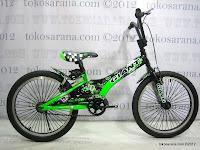 1 Sepeda BMX Giant 2011 20 Inci
