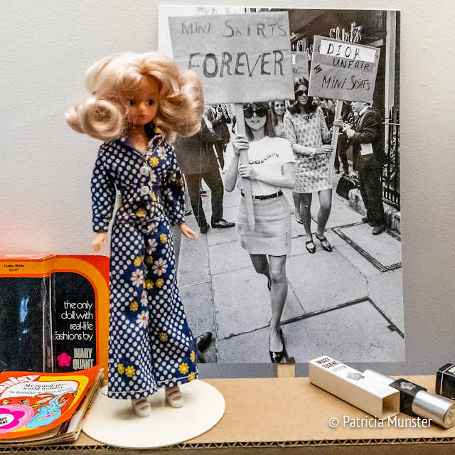 Daisy Doll (1973) as alternative for Barbie by Mary Quant