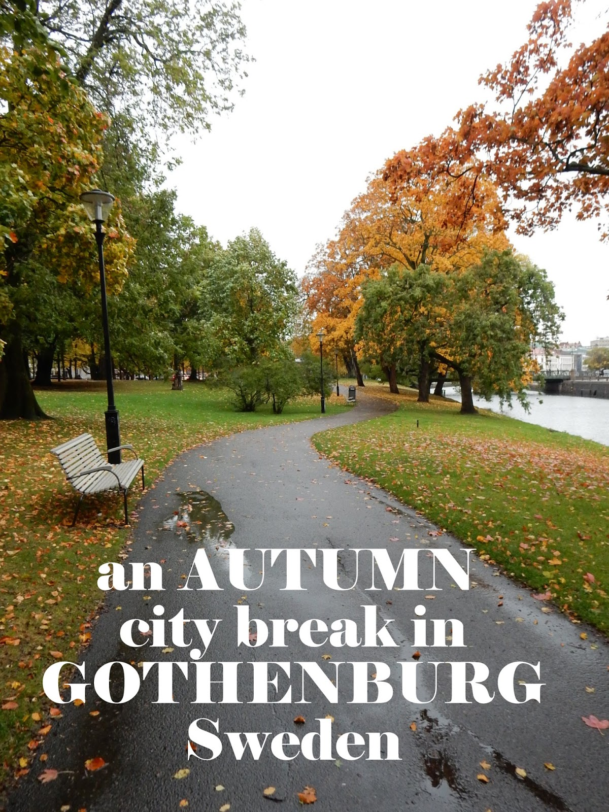 Airport Kia London >> A surprise weekend in Gothenburg, Sweden - Adventures of a ...