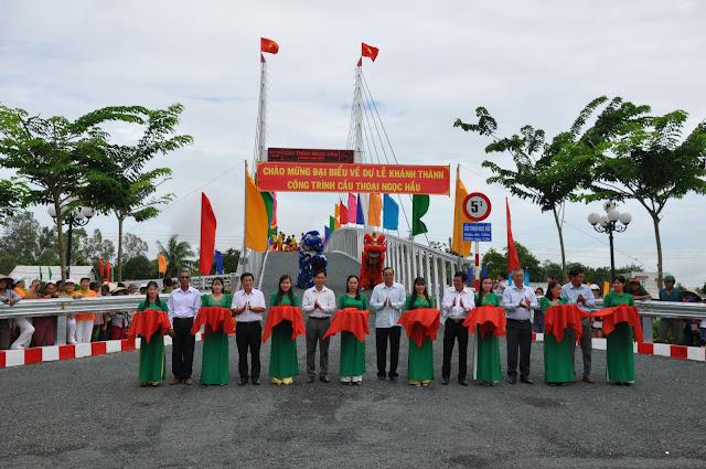 Điểm mặt những khu đô thị mới tại Thoại Sơn, An Giang