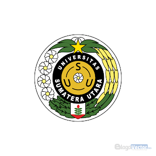 Universitas Sumatera Utara Logo vector (.cdr)