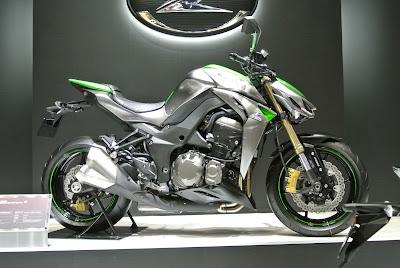 Review Of Kawasaki Z1000