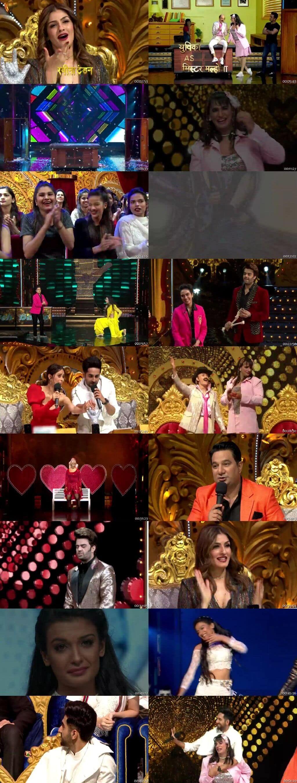 Screenshots Of Hindi Show Nach Baliye Season 9 7th September 2019 Episode 15 300MB 480P HD
