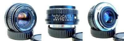 SMC Pentax-M 50mm 1:1.7