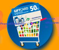 Logo Vinci con Parmalat da Pam Panorama: in palio 22 Gift Card da 50€