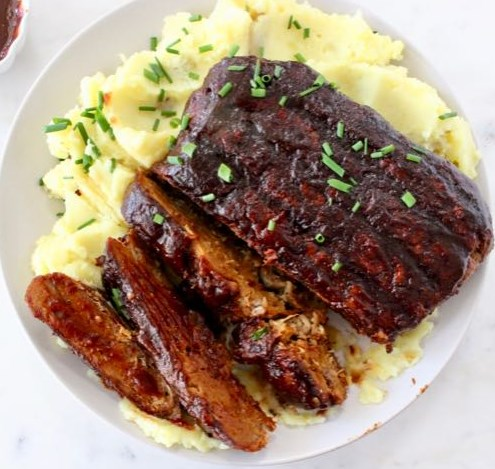 Best Vegan Ribs Recipe #veggies #dinner