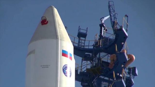 """Guerra orbital; """"EEUU y Rusia están militarizando el espacio"""""""