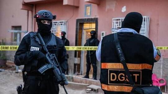 """بلاغ عاجل ... تفكيك خلية إرهابية موالية لتنظيم """"داعش"""" بالرشيدية"""