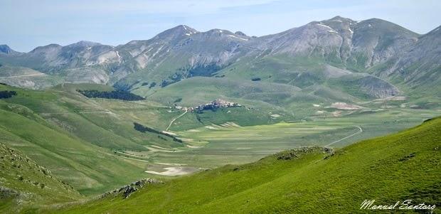 Castelluccio di Norcia, Pian Grande