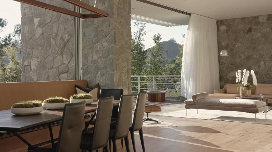 25 Interior Design Photos vs. 9469 Beverlycrest Dr, Beverly Hills, CA Ultra Luxury Modern Rustic Mansion Tour