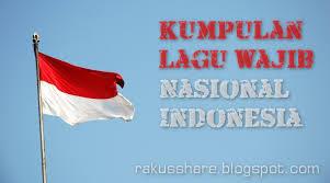instrumen lagu nasional