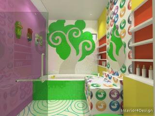 Children's Bath Decorations 7