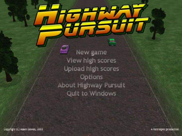 Download Game Ringan Mobil Highway Pursuit For Pc