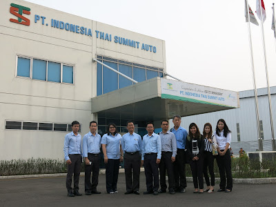 Lowongan Kerja Jobs : PPIC Staff, Supervisor Assembly, Operator Painting Min SMA SMK D3 S1 PT Indonesia Thai Summit Auto Membutuhkan Tenaga Baru Seluruh Indonesia