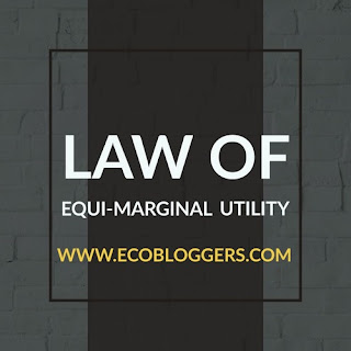 Law of equi marginal utility