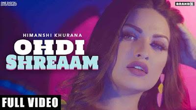 HIMANSHI KHURANA lyrics   Latest punjabi Songs 2020