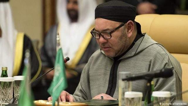 جلالة الملك محمد السادس نصره الله يهنئ ولي العهد السعودي بمناسبة العيد الوطني لبلاده