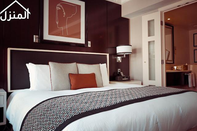 صور ديكور غرف نوم فنادق