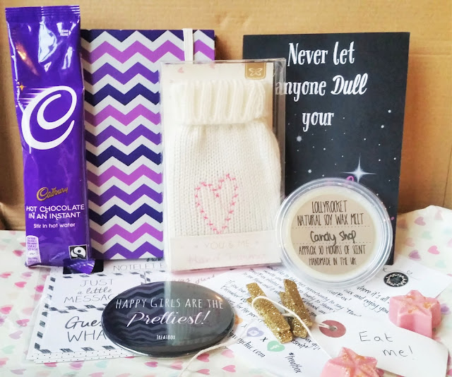 November's TreatBox | Unboxing & Review