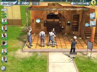 Game Simulasi Kehidupan PC terbaik - The Movies
