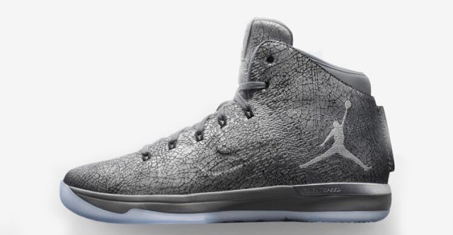 7a1c1f0a82a ... get the latest air jordan xxxi takes on a battle grey design inspiring  you to overcome