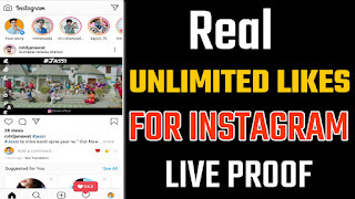 Instagram Per Like/Followers Kaise increase Kare - Live Proof