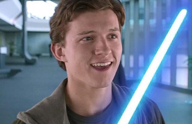 Tom Holland quase participou de Star Wars
