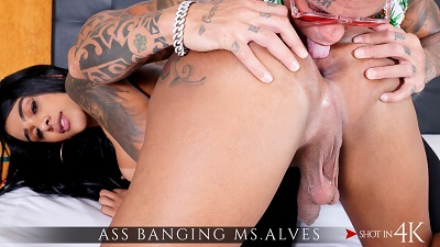 Bigbootytgirls – Ass Banging Ms.Julia Alves