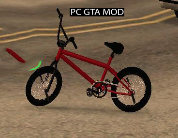 Free Download 2006 Powermatic BMX Mod for GTA San Andreas.