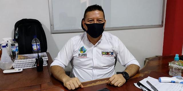 Alcalde de Cartagena del Chairá confirmó que en su municipio hay (4) casos de (Covid-19).