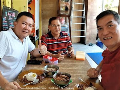 DEPOT SARI Surabaya, vindex tengker