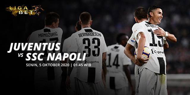 Prediksi Parlay Juventus vs Napoli