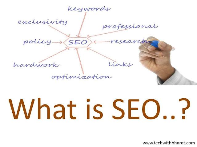 SEO क्या है - What is Seo  ?