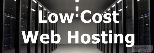 Hosting,, Some Of The Lowest Hosting Service Providers [For beginners]