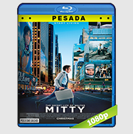 La Vida Secreta De Walter Mitty (2013) HD BrRip 1080p (PESADA) Audio Dual LAT-ING