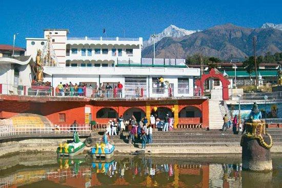 Chamunda Devi Temple Dharamsala