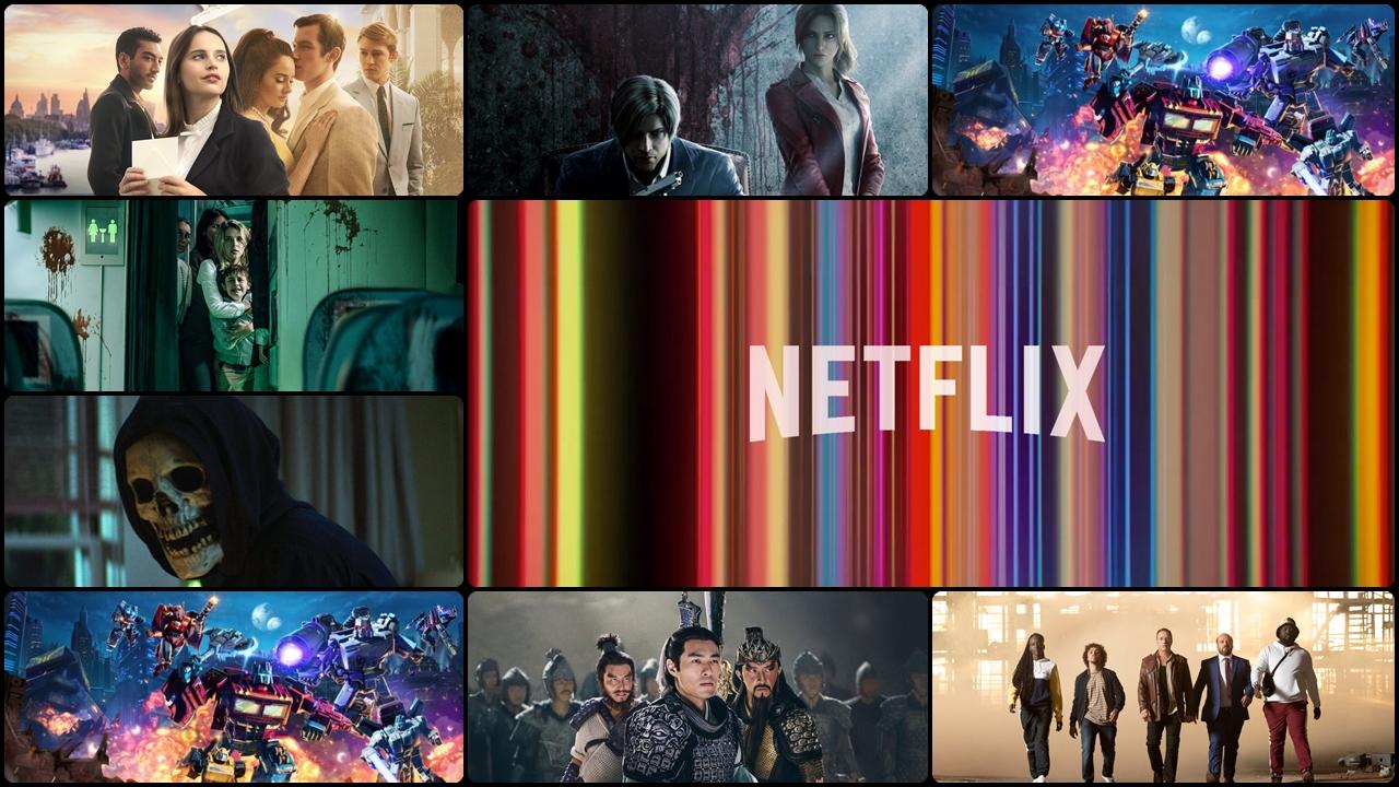 Filmes, Animes e Documentários que chegam em Julho na Netflix